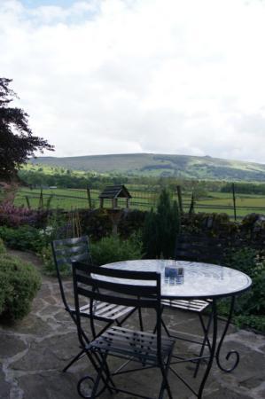 Hillside House: View from the verandah