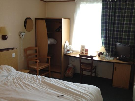 Campanile Manchester: room 221