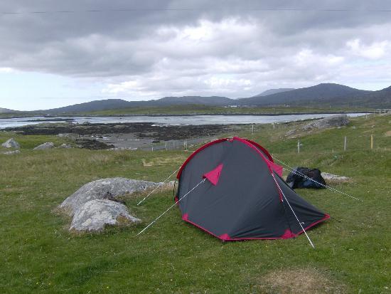 Gleanndal Hostel : Camping spot