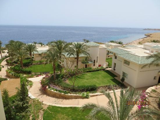 Stella Di Mare Beach Hotel & Spa: Villas familiales rez de jardin