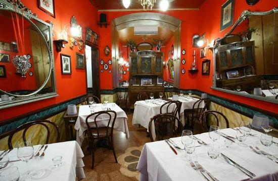 Amici Del Liberty : Restaurant
