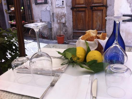 Ristorante Evu: pranzo eccellente