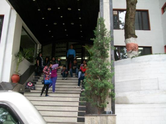 Indraprastha Resort: outside view