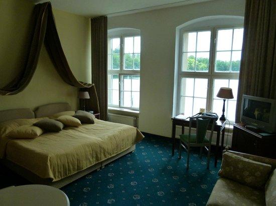 Castle Podewils Hotel : Unser Zimmer