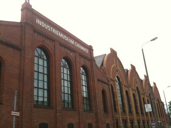Saechsisches Industriemuseum: INDUSTRIEMUSEUM