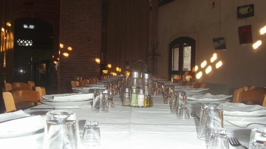 Agriturismo Il Luoghetto: table