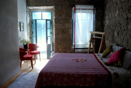 Tashan Alacati: deluxe room