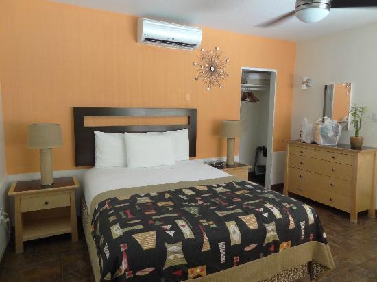 Desert Riviera Hotel: Unser Zimmer Nr. 2