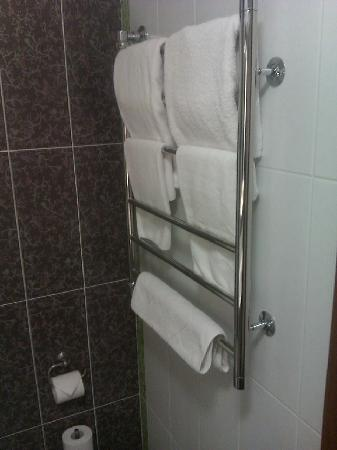 3MostA Boutique Hotel: Room 33 - bathroom