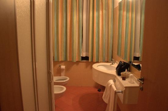 Hotel Mateotti: particolare