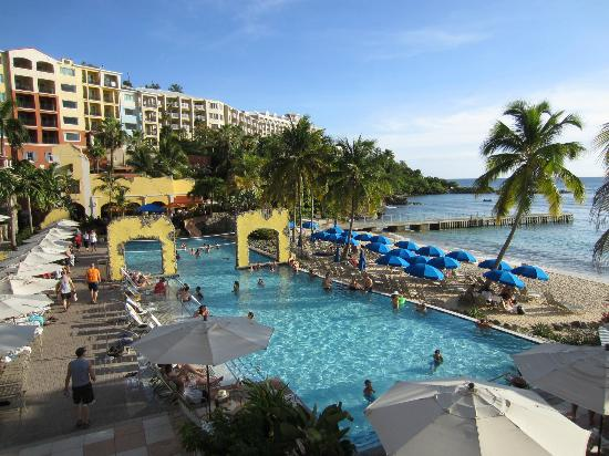 Marriott's Frenchman's Cove: Pool and Beach