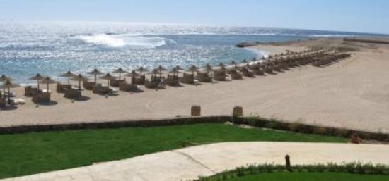 Concorde Moreen Beach Resort & Spa Marsa Alam: Spiaggia