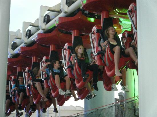 Morey's Piers and Beachfront Water Parks: Riding the Nor' Easter