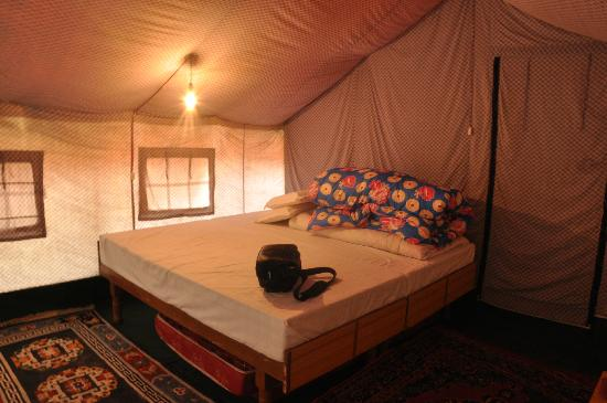 Apple Orchard Farm and Camping : Inside of the camps