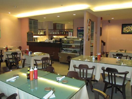 Vista Residence Bangkok: Restaurant area