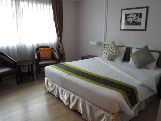 Vista Residence Bangkok: Standard double room