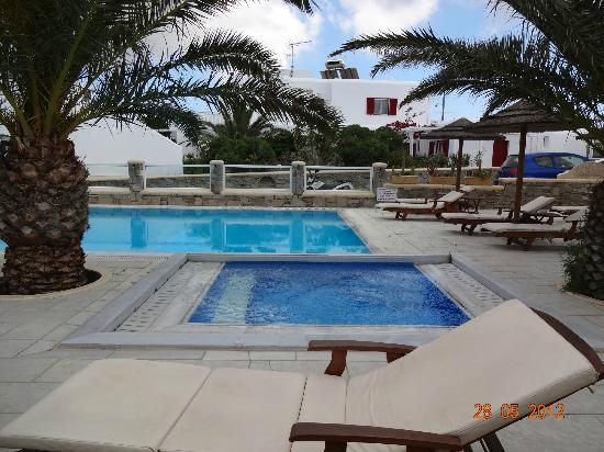 Petinaros Hotel: Pool