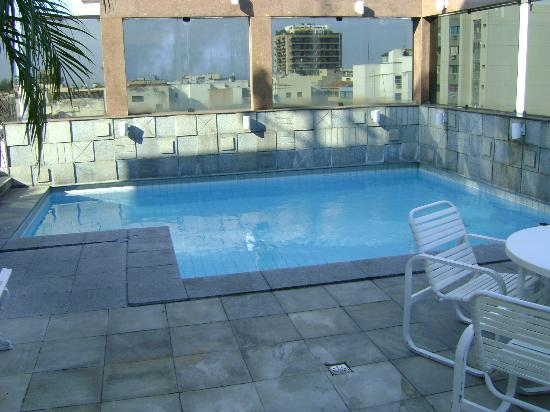 South American Copacabana Hotel: Pool 13.Stock