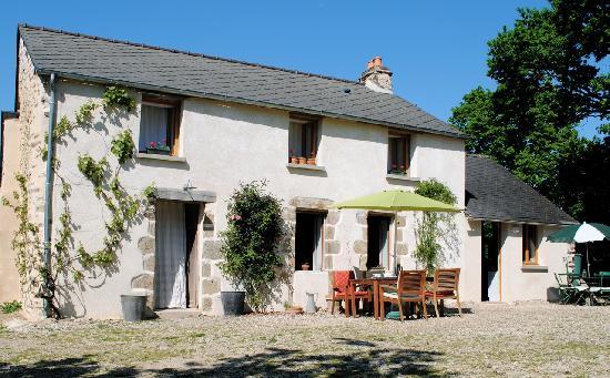 La Maison de Noyer at La Cesnerie