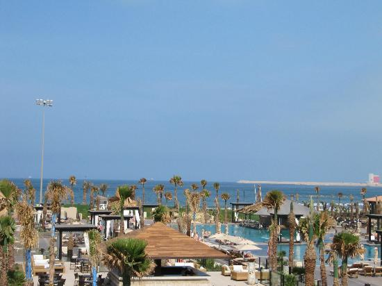 Hotel Riu Palace Tikida Agadir: View from breakfast
