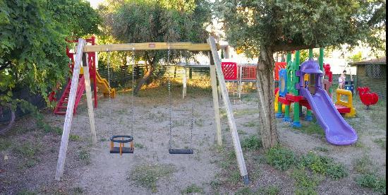 Hotel Sun Beach Lindos: Детская площака