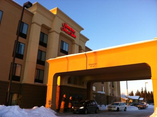 Hampton Inn & Suites Fairbanks: Hampton inn