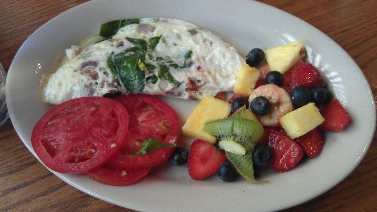 Mayfel's: Egg White Omelette