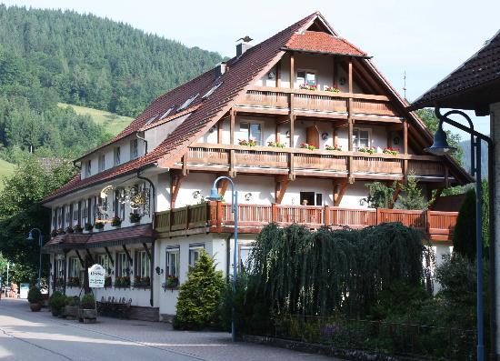 Landhotel Hirschen: Part of the hotel