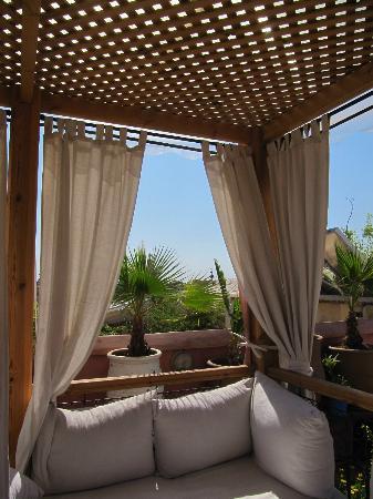 Riad Almoulouk : Terrasse