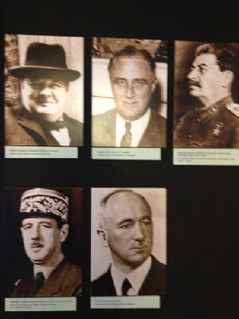 Army Museum Zizkov : world leaders