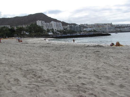 Club Gran Anfi: Anfi beach - Praia de Anfi
