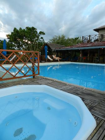 Le Grand Bleu : Pool is well maintained