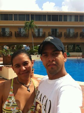 Plaza Hotel Curacao: en la piscina