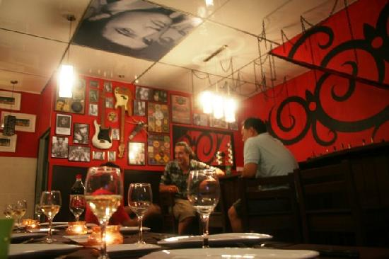 Red Corner Restaurant and Bar