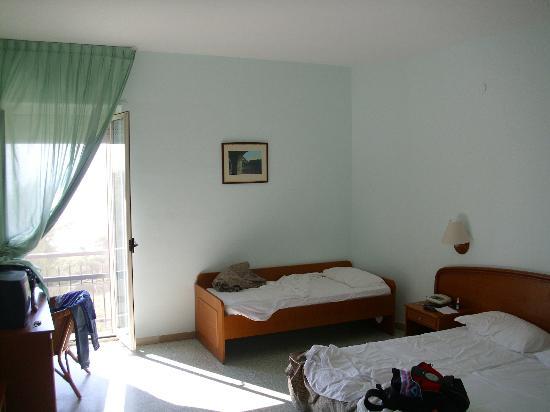 San Domino, Italien: La camera