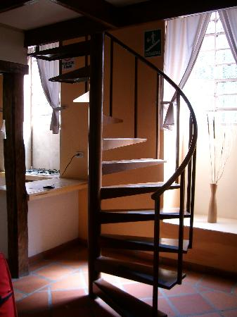 Hostal La Candelaria Bogota: cocina