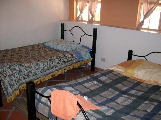 Hostal La Candelaria Bogota: habitación