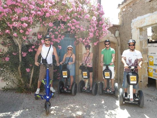 Segway Station Tour Experience: Our Segway Team