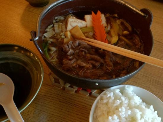 Kiyosaku: Wonderful sukiyaki