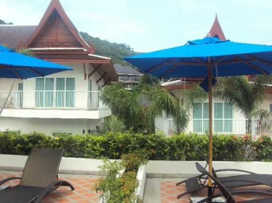 Phunawa Resort: Beautiful grounds