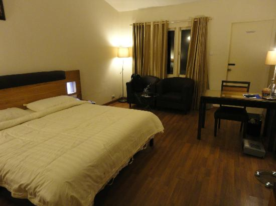 Deccan Park Resort: Room