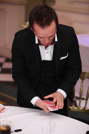Bannatyne Spa Hotel: Richard Bellars - Magician