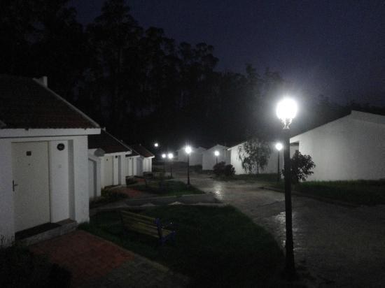 Deccan Park Resort: At night