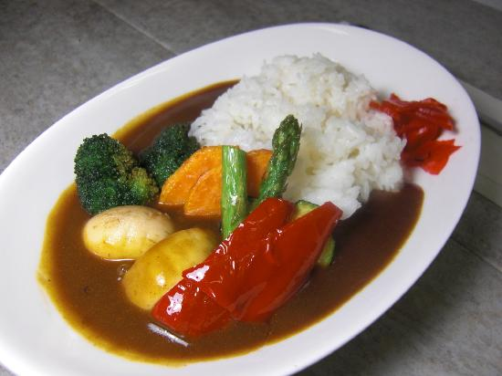 Bistro Taiyo: Vegetable Curry