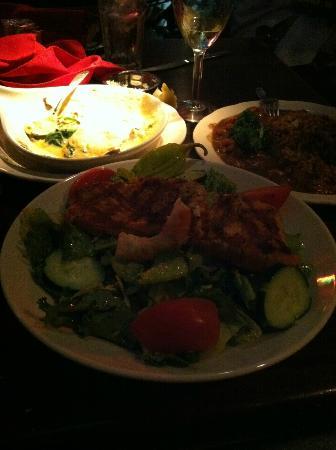 Pappadeaux Seafood Kitchen: Greek salad
