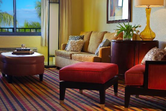 Renaissance Boca Raton Hotel : Boca Renaissance Suite