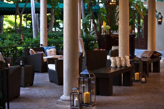 Renaissance Club Lounge Picture Of Renaissance Boca Raton Hotel
