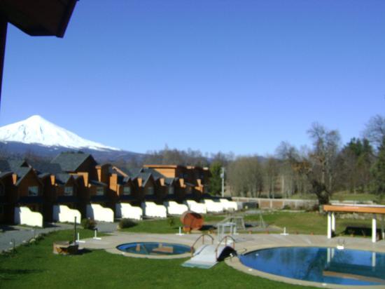 Sol y Lago Apart Hotel: Vista do Apartamento