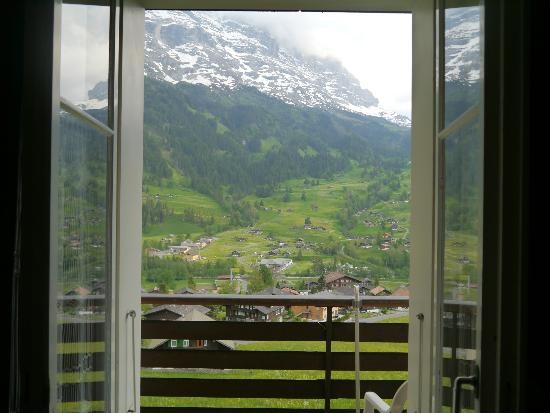 Bel Air Eden: eiger view