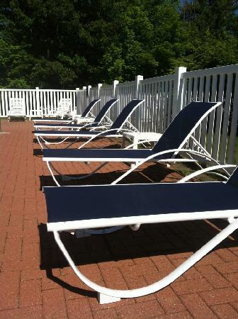Acadia Inn : Pool